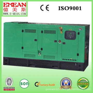 Gerador diesel 220kw com o gerador CUMMINS de 4 cursos