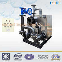 Basement Toilet Subway Toilet Sewage Waste Lifting Station