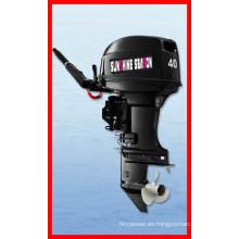 Motor de gasolina / Motor fueraborda de vela / Motor fueraborda de 2 tiempos (T40BWL)
