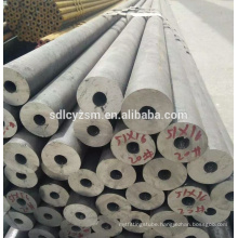 Sch 40 seamless mild carbon black steel pipes