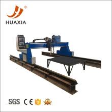 Cortador do plasma do pórtico da máquina do CNC para o aço inoxidável