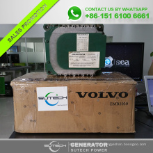 Fornecimento Unidade de controle EDC original do motor Volvo PENTA no Reino Unido e Conector com Programa
