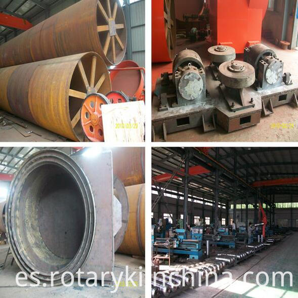 rotary kiln supplier