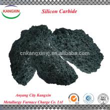 Moissanite verde carboneto de silício fixo