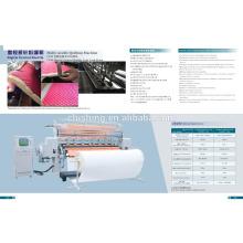 Matelas industriel de vente chaude de CS94 et machine de courtepointe d'édredon