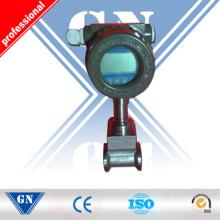 Abrazadera en el medidor de flujo de aceite Vortex (Ex Approved)