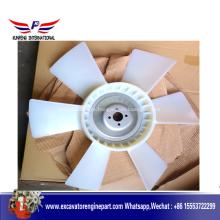 Ventilador de refrigeração da peça de motor Isuzu 6BGI 1136603370