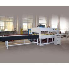 Máquina de junção de dedo de madeira de alta freqüência de elevação vertical