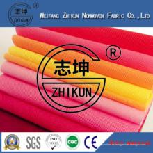Tela no tejida de PP Spunbond para DIY (20GSM-200gms)