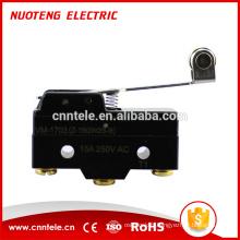 Micro-interrupteur magnétique à 3 positions à galet en acier inoxydable résistant à l'eau et à l'huile