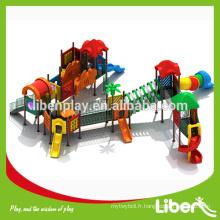 Children Amusement Park Castle theme commercial Équipement d'aire de jeux extérieur à vendre