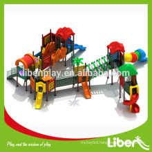 Children Amusement Park Castle theme Commercial Used Outdoor Playground Equipment for sale
