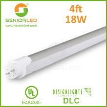 Haute qualité T8 LED tube 1800mm éclairage avec ballast électronique