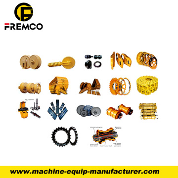 Shantui Bulldozer Undercarriage Track Link Spare Parts