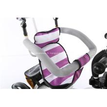 Roues en caoutchouc de tricycle utiles et belles enfants