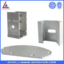 6063 liga de alumínio extrudado feita como seu pedido