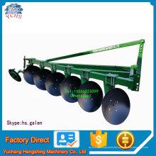 Top Qualität Landmaschinen Traktor 3 Punkt Heavy Duty Disc Pflug mit Foton Traktor