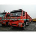 Sinotruk Howo 6x4 336hp 25ton Dump Truck ZZ3257N3647