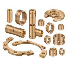 Cnc Machining Milling Aircraft Steel Aluminium Brass Parts