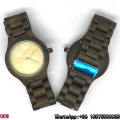 Top-Quality Wood/Ebony Watch, Quartz Watch, Marble Watch Hl04
