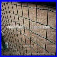 PVC revestido cerca de segurança