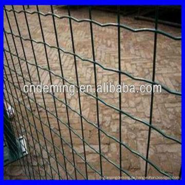 PVC beschichteter Sicherheitszaun