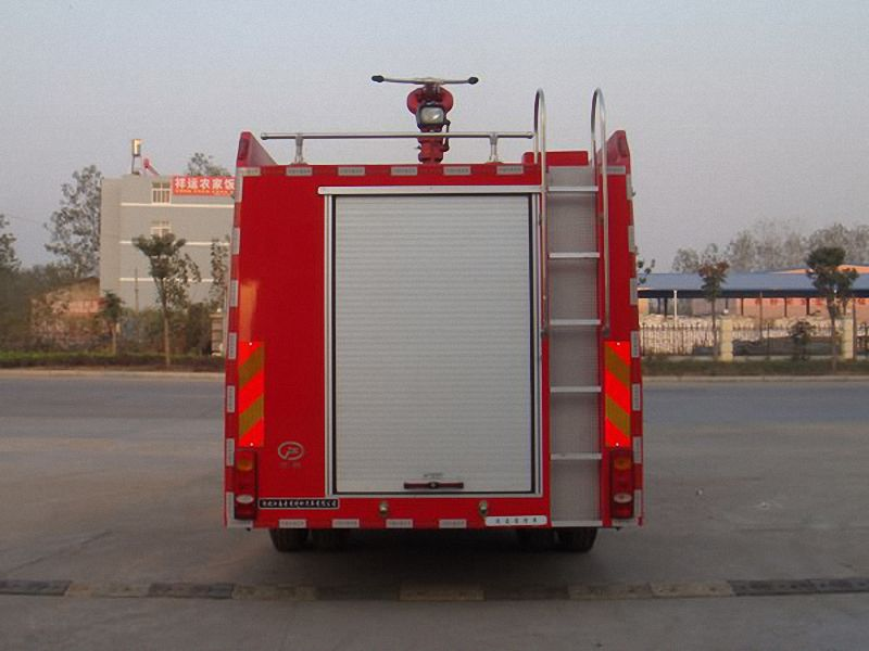 Fire Truck Fire Engine 44
