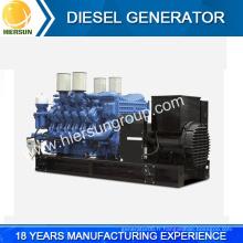 Fabricant chinois 4160V, 11 000, 6600V, 13800Volts générateur diesel haute tension