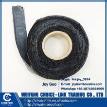 for sealing polyester reinforced self adhesive bituminous flashing tape