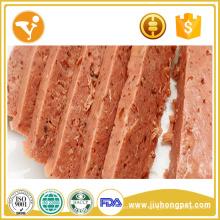 Canine Distributor Snacks Aliments pour chiens Végétarien et poulet en conserve