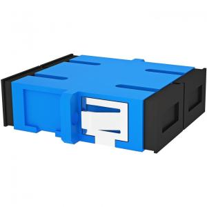 Duplex Plastic SC ke SC Fiber Optic Couplers