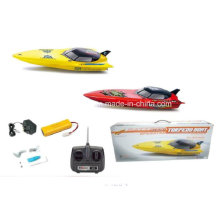 R / C modelo de barco Torpedo barco juguetes