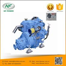 Pequeños intrabordas 14Hp Twin Cylinders Diesel Boat Engines Boat Motors Marine Engines