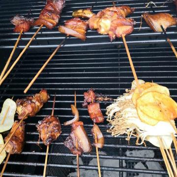 Non-Stick Custom Food Grade Barbecue Grill Wire Mesh