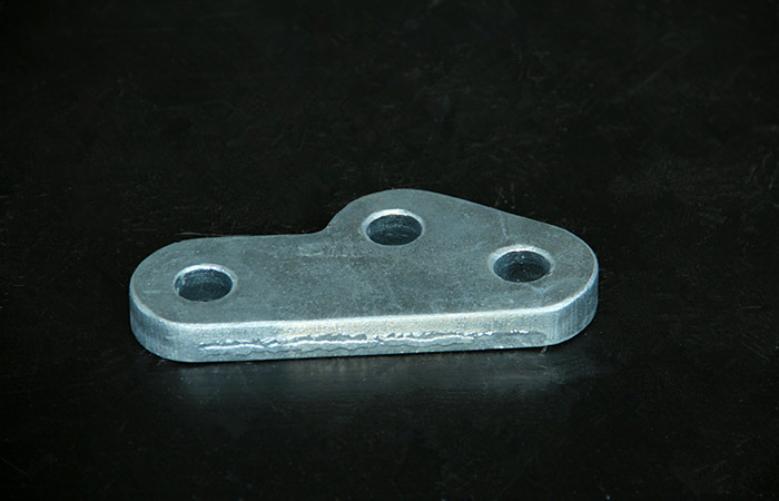 Towing Plate Hardware For Link Fitting