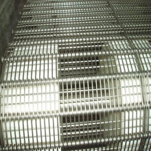 Stainless Steel Chain Link Wire Mesh Conveyor Belt