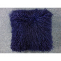Mongolian Lamb Fur Pillow Cover Fodral