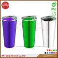 550ml 18/8 Stainless Steel 18/8 Double Insulated Travelling Mug (SD-8023)