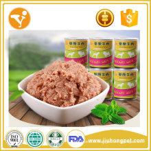 China Suppliers Wet Food For Dog Treats Natural Canned Dog Food