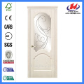 *JHK-008 2 Panel Interior Doors Residential Interior Doors Veneer Door Price