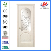 *JHK-008 White Wood Interior Doors Interior Doors White Oak Doors Internal