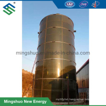Enamel Steel Made Anaerobic Digestion Tank for Biogas Plant