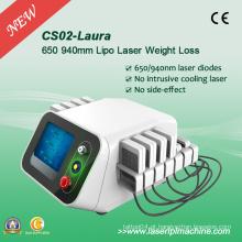CS02 Zoho Nice Bom Resultado Sistema Lipolaser para o Corpo Slimming
