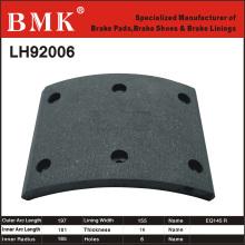 Garnitures de frein de qualité avancée (LH92006)