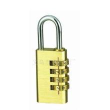 28 milímetros de alta qualidade de segurança de combinação de latão cadeado (110284)