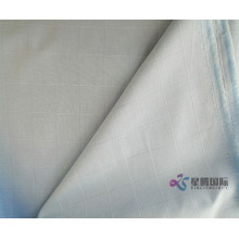 Dobby Mercerzing 100% Cotton Yarn Dyed Fabric