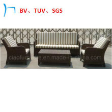 Garden Furniture Outdoor Rattan Patio Sofa (FC004)