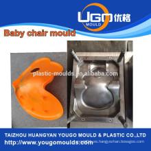 Taizhou precio barato plástico silla de bebé fabricantes de moldes