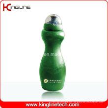 Пластичная бутылка воды спорта, пластичная спортивная бутылка, спортивная бутылка 680ml (KL-6711)