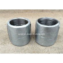 Plain Galvanized Coupling Malleable Iron Pipe Fittings